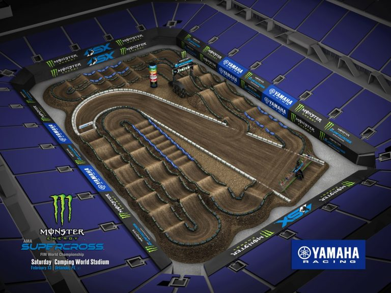 Програма и конфигурация на трасето за 7-мия кръг от Monster Energy AMA Supercross Championship