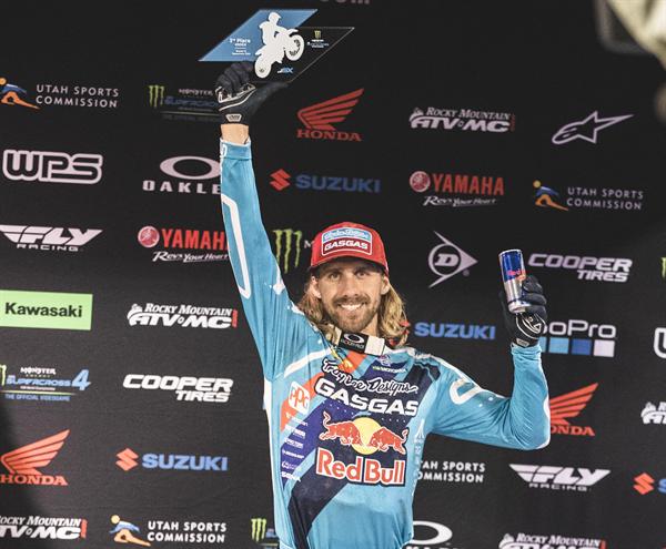 AMA Supercross: Джъстин  Барша с GASGAS се върна на подиума в Орландо