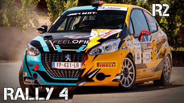 Пазарният успех на Peugeot 208 Rally4 расте
