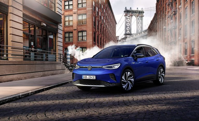 Volkswagen ID.4 бе обявен за Световна кола на годината 2021