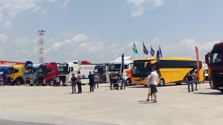 TRUCK EXPO 2021 ще бъде в Пловдив за първи път