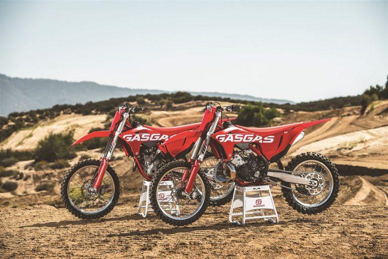 GAS GAS разширява гамата си от офроуд мотоциклети за 2022 г.