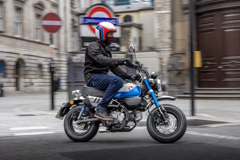 Honda Monkey – мотоциклетчето, което разтърси света през 70-те
