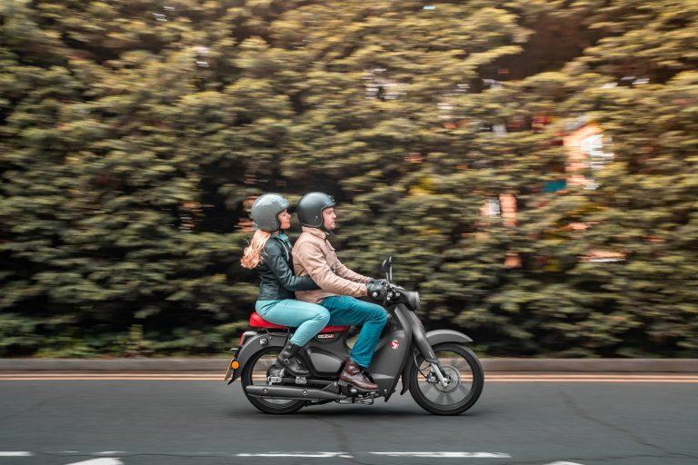 Super Cub и Monkey се връщат в гамата на Honda за Европа