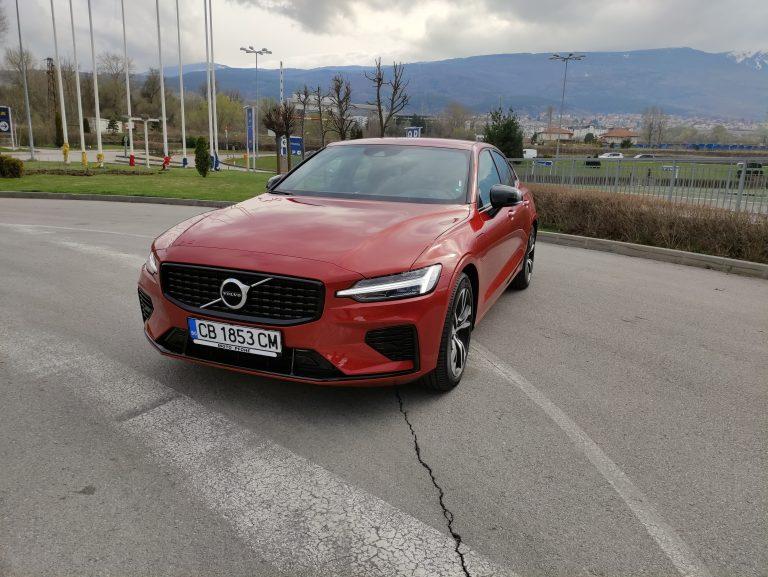 Тест: Volvo S60 – мощността не е порок