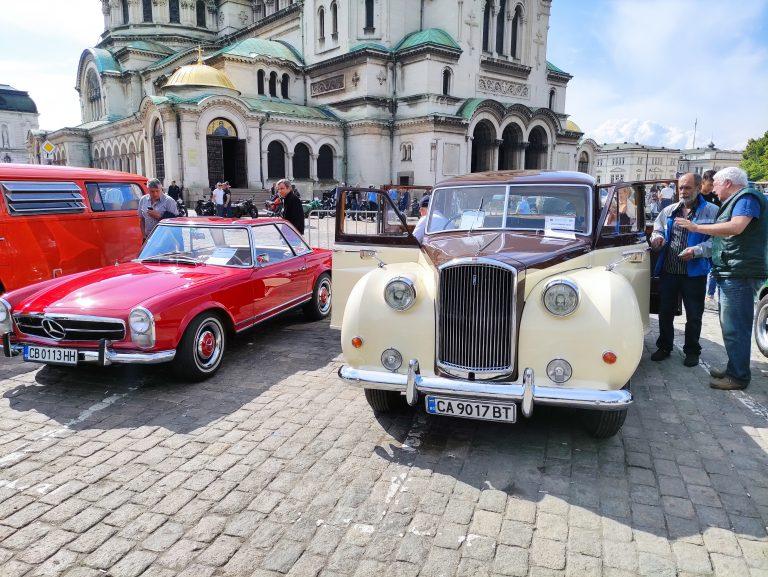 373 автомобила отпразнуваха Спасов ден в София