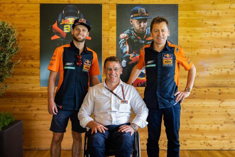 MotoGP: Биндер поднови договора си с KTM до 2024 г.