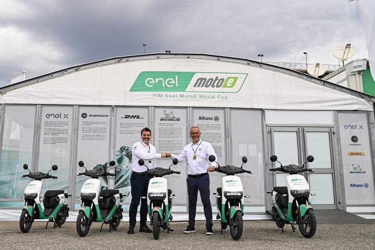 Vmoto Soco става официален доставчик на скутери за MotoE