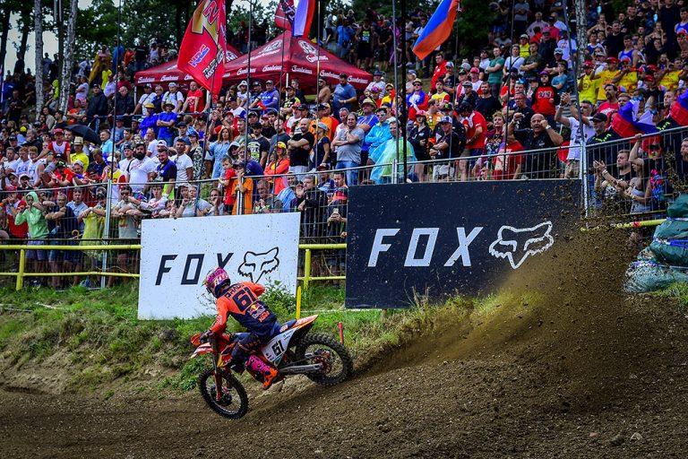 MXGP: Хорхе Прадо триумфира в Чехия