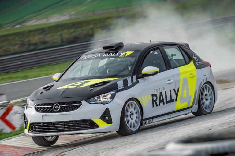 """Opel с амбиции в рали """"Барум"""" с Corsa"""
