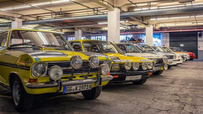 Онлайн музеят Opel Classic представя виртуални тематични обиколки