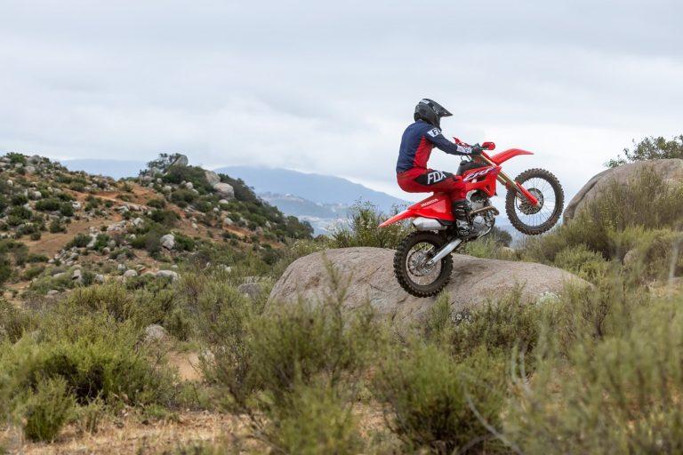 Премиера: Новият Honda CRF250RX е по-силен от всякога