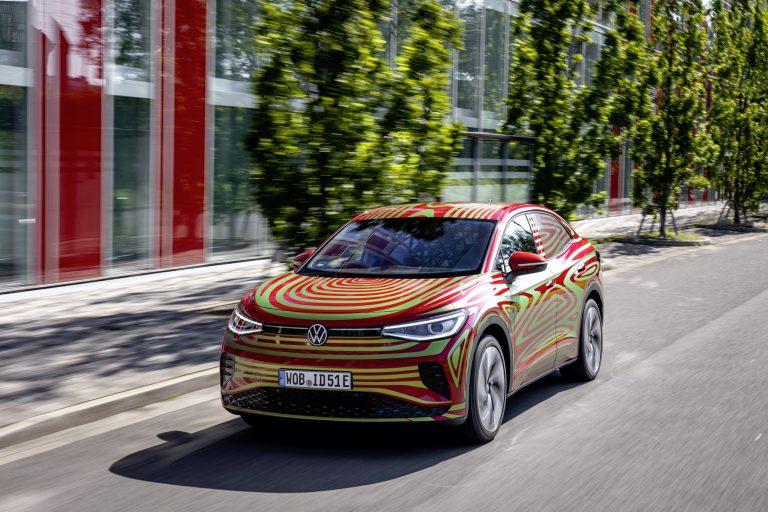На изложението IAA Volkswagen ще покаже новото SUV купе ID.5 GTX
