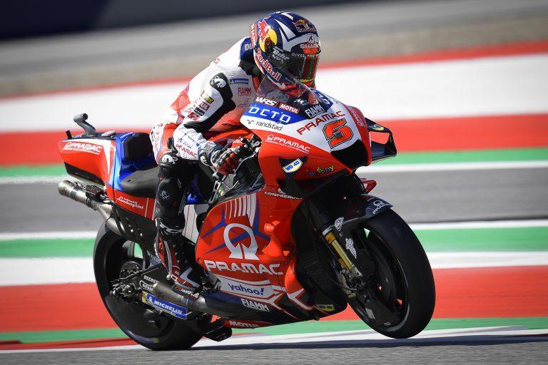 MotoGP: Зарко прави рекорд за обиколка още във FP1