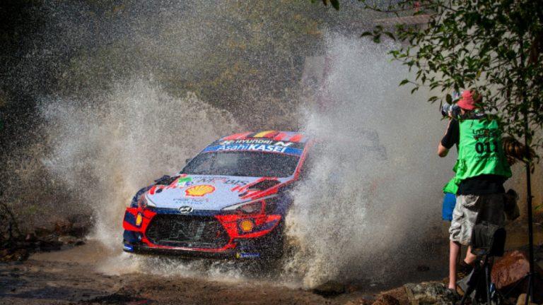 Рали Япония отпадна от календара на WRC