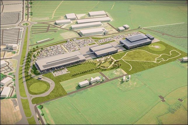 Формула 1: Aston Martin започват да строят нова база