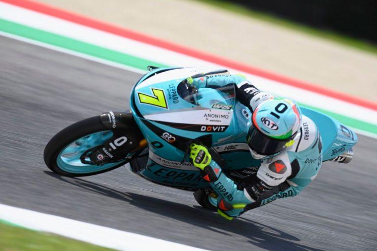 Италианец с трета победа за сезона в Moto3, лидерите в шампионата не завършиха