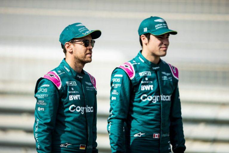 Астън Мартин потвърдиха Себастиан Фетел и Ланс Строл за сезон 2022 във Формула 1