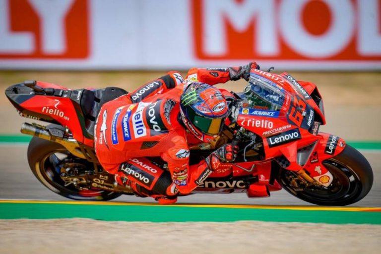 MotoGP: Баная на първа позиция с рекорд за обиколка