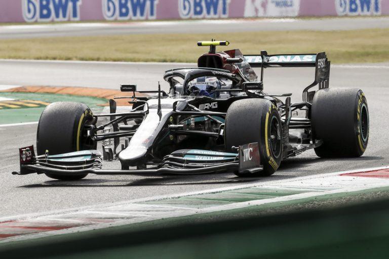 Валтери Ботас ще стартира Гран При на Италия от дъното на колоната