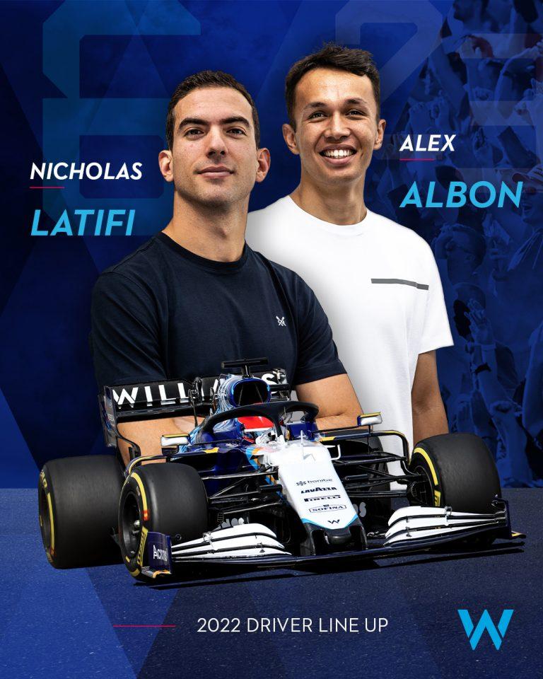 Официално: Алекс Албън се завръща във Формула 1 през 2022 година