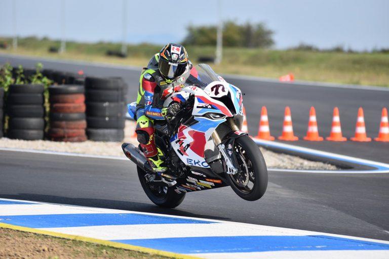 Мартин Чой с коментар за спечелената европейска титла по мотоциклетизъм