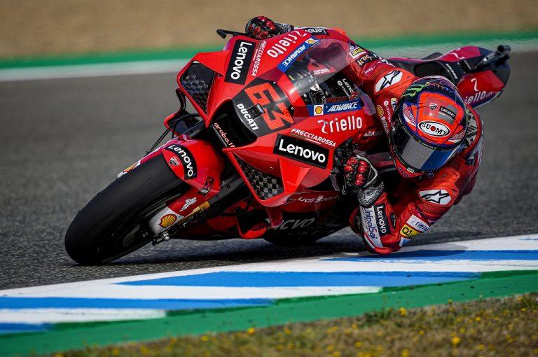 Баная спечели титанични дуел с Маркес и записа първа победа в MotoGP