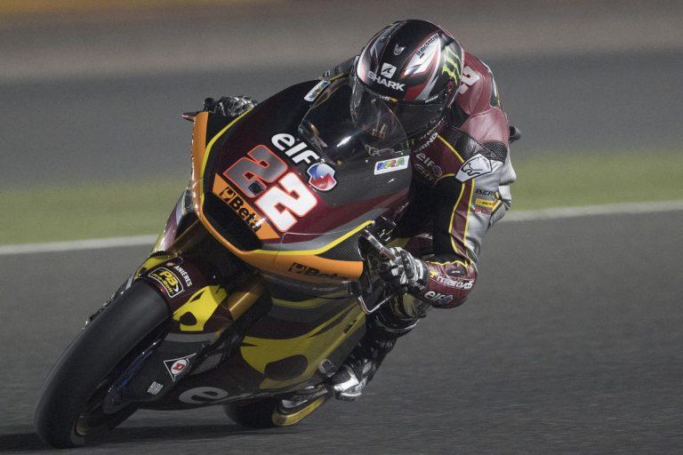 Moto2: Лоус изравни рекорда за първа позиция с хет-трик на Арагон