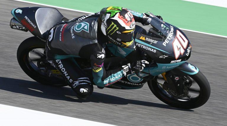 Moto3: Биндер с втора полпозишън за сезона на Арагон