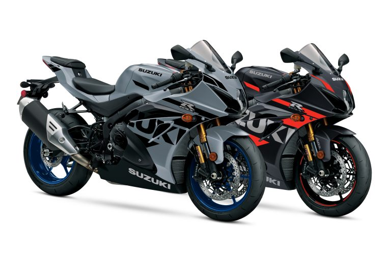 Suzuki обнови мотоциклетите, скутерите и ATV-ата си за 2022 г.
