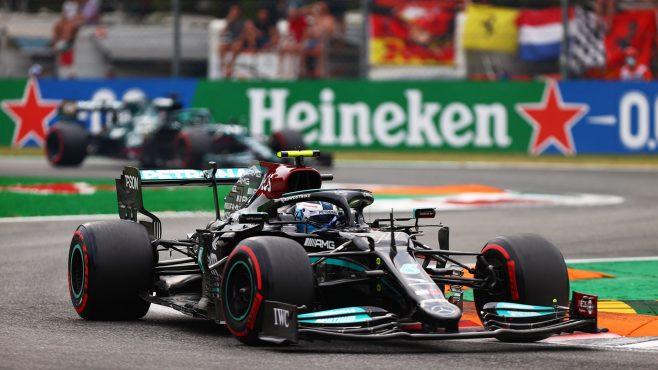 Формула 1: Ботас бие Хамилтън и Верстапен в квалификацията за спринта на Монца