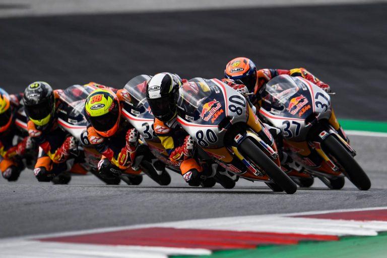 Пуснаха стартовия списък на  Red Bull MotoGP Rookies Cup за 2022 г.