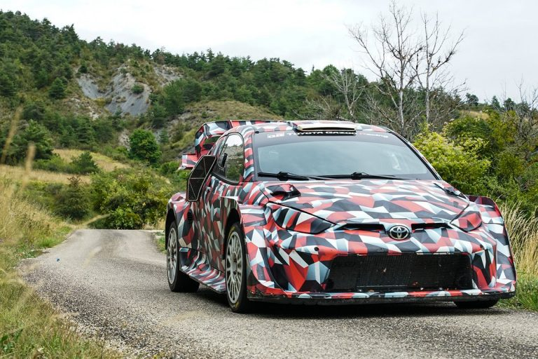 WRC разкри най-новите подробности за хибридното бъдеще на сериите