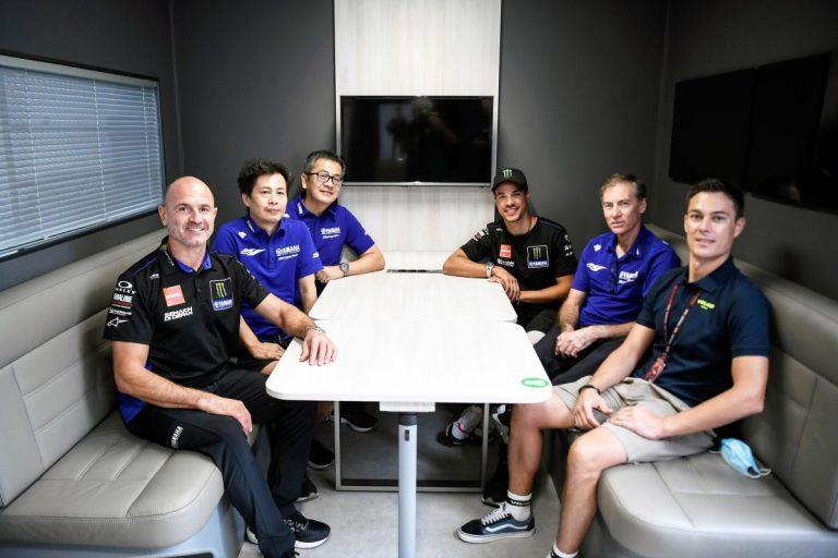 MotoGP: Морбидели отива в Yamaha Factory Racing за 2021-2023 г., Довициозо се връща с Petronas Yamaha SRT
